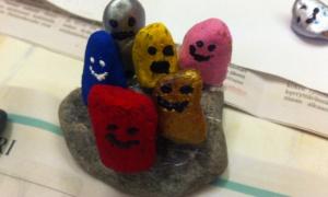 Esimerkki/malli kiviperheestä